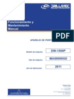 Manual Del Malacate Mas6000 Drillmec