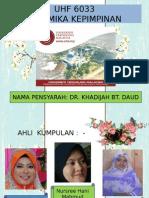 Presentation Dr Khadijah-level 5 Leader (Edited)