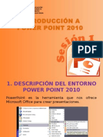 introduccion al power point