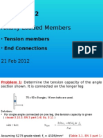 Tutorial 2- Axially Loaded Members-Tension