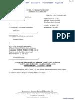 Silvers v. Google, Inc. - Document No. 13