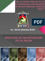 Tesis presentacion DORIZ1