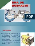Sistema Refrigeracion - MOTORES Y TRACTORES