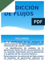 Predicción de Flujos - HIDROLOGIA