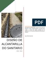 DISEÑO DE ALCANTARILLADO SANITARIO PARA UNA ZONA COMERCIAL.doc