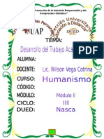 Tra. Humanismo
