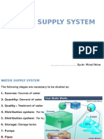 Water Supply System_Minal Palve