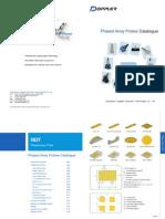 Doppler PA Probes