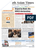 Vol.8 Issue 10 - July 11-17, 2015