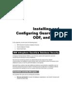 5269EN AppendixA Installing and Configuring Guardium ODF and OAV 2