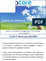 check-up aziendale core