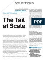 The Tail at Scale