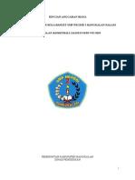Proposal Dan laporan pertanggung jawaban Bbl 2015