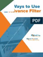 7 ways to use Advance Filter.pdf