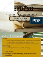 Reading proccess