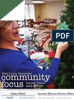 December 12, 2009 Community Focus