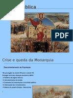 1ª República Portugal -