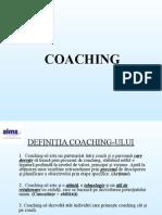 Coaching AIMS HR School