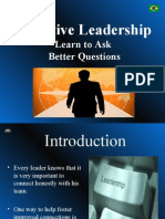 Effective Leadership - Learn to Ask Better Questions