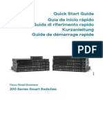 Cisco Sg200 Manuale