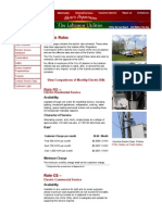 July 2015 Electric Rates - Lebanon Utilities