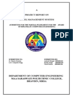 PROJECT REPORT HOTEL MANAGEMENT SYST.doc