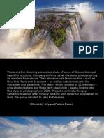 Panoramic Around the World