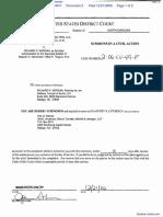 Blackwater Security Consulting, LLC et al v Nordan - Document No. 2