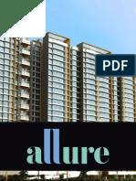 1 & 2 BHK Kanjurmarg East - Allure  - Way2Wealth Realty - Gufran - 7718866077