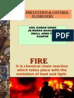 Fire Prevention & Control