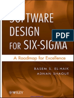 Software Design for Six Sigma.pdf