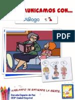 Póster Diálogo