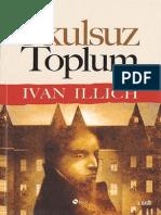 Okulsuz Toplum-Ivan Illich