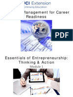 Entrepreneurship Module1 Part1