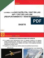 1.- Conectividad Satelital Vsat en Las Aip y Crt de Las II.ee