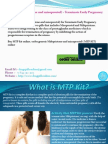 MTP KIT (Mifepristone and misoprostol) - Terminate Early Pregnancy
