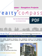 Residential Properties for Sale in Bangalore