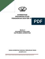 Buku 5 - Pedoman Penilaian Instrumen Akreditasi PS PDG