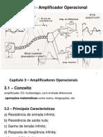 Eletronica-basica Capitulo 03 Amplificadores Operacionais Completo 2014