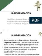 1.1.2 La Organización
