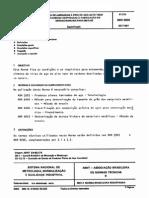 NBR 06838 - 1981 - Tiras Relaminadas a Frio de