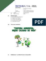 PROYECTO CULTURA AMBIENTAL 2015 temas de 3°.doc