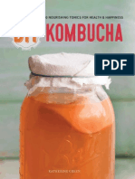 DIY Kombucha 60 Nourishing Tonics for Health & Happiness