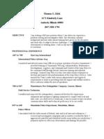 Jobswire.com Resume of tkirknantioch