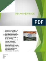 Indian Heritage Fair Work