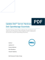 Dell Openmanage Essentials v1.1 White Paper