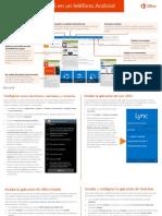 ConfigurarOffice365 en Android