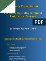 Summary Sifrol Farmakologi