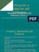 Validacion y verificacion  Inspecciones de Software.ppt