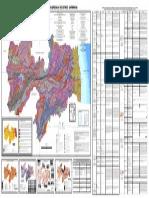 Mapa de Geodiversidade Do Estado Da Paraiba